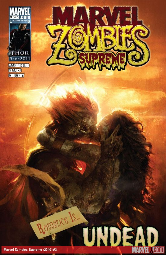 Marvel Zombies Supreme (2010) #3