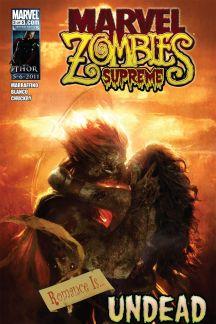 Marvel Zombies Supreme #3
