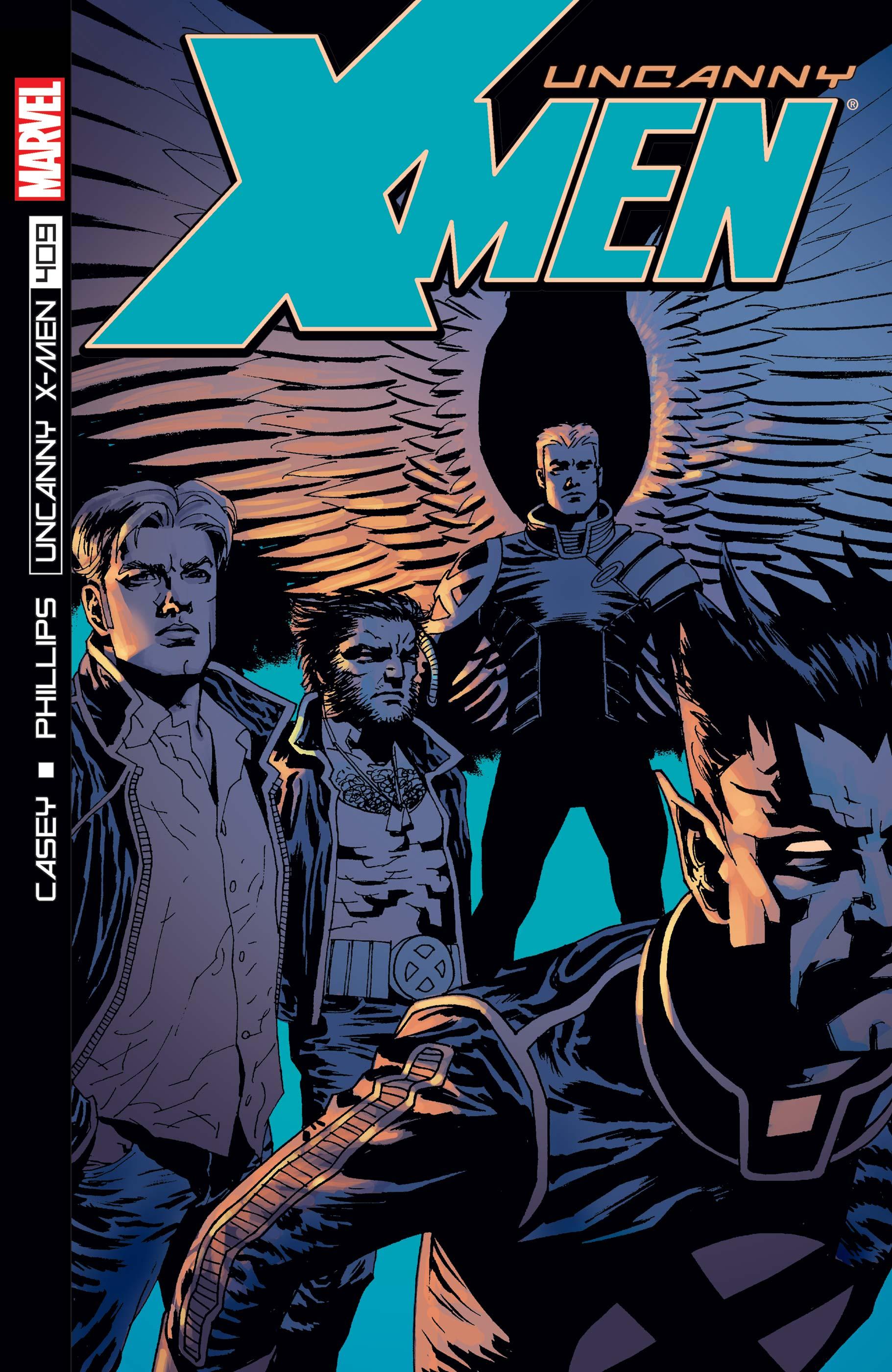 Uncanny X-Men (1963) #409