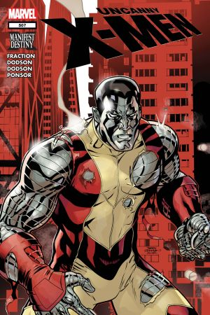 Uncanny X-Men (1963) #507