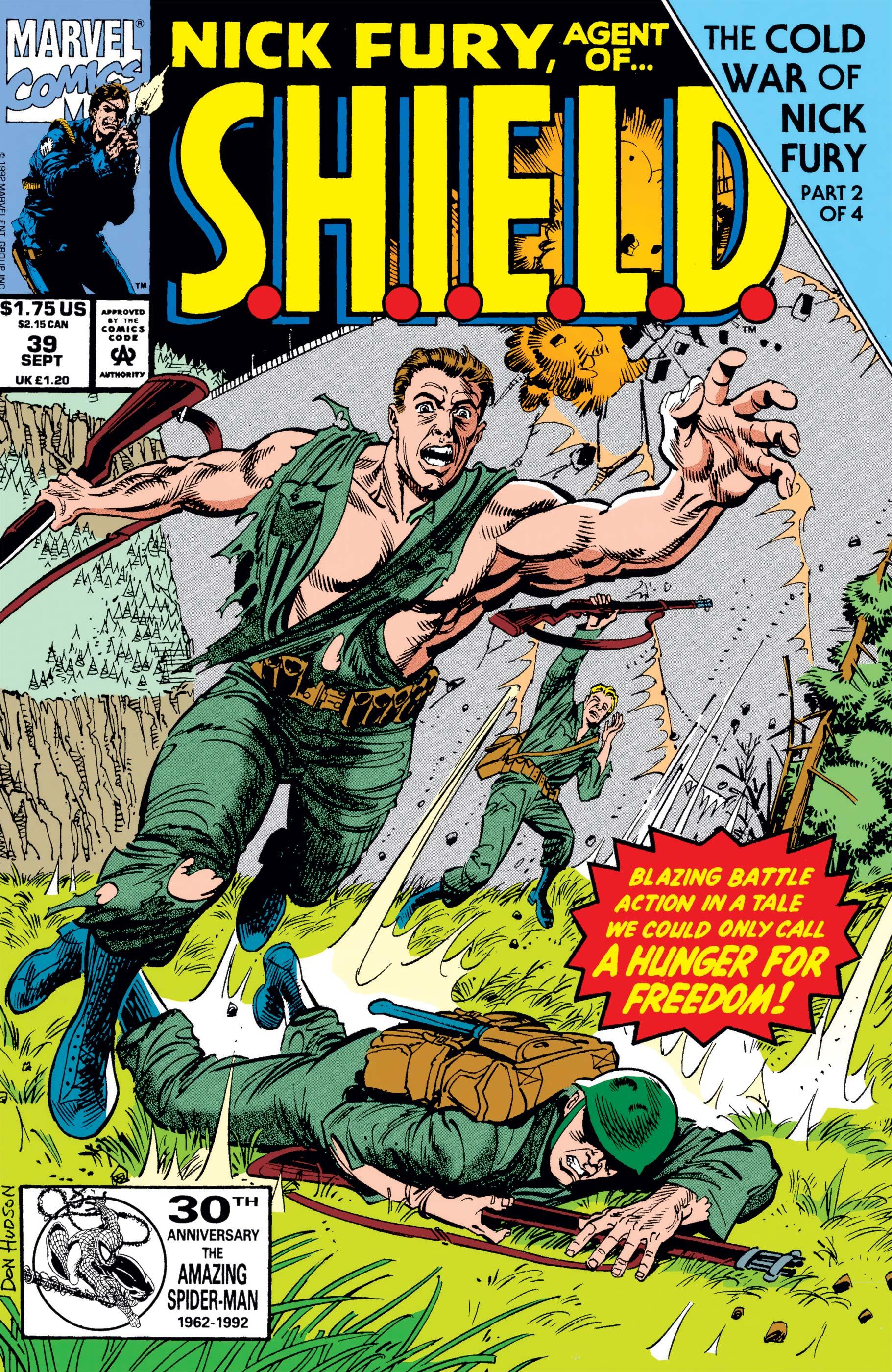 Nick Fury, Agent of S.H.I.E.L.D. (1989) #39