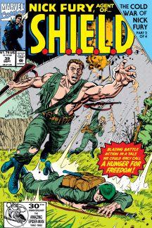 Nick Fury, Agent of S.H.I.E.L.D. #39