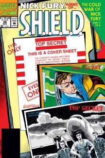 Nick Fury, Agent of S.H.I.E.L.D. #38