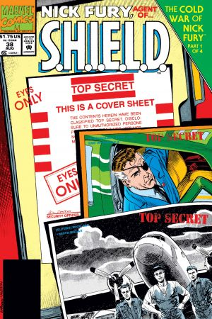 Nick Fury, Agent of S.H.I.E.L.D. (1989) #38