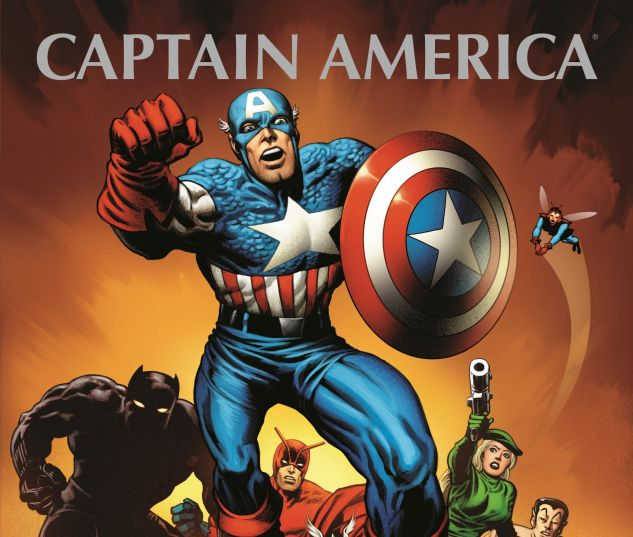 MARVEL MASTERWORKS: CAPTAIN AMERICA VOL. 2 0 cover