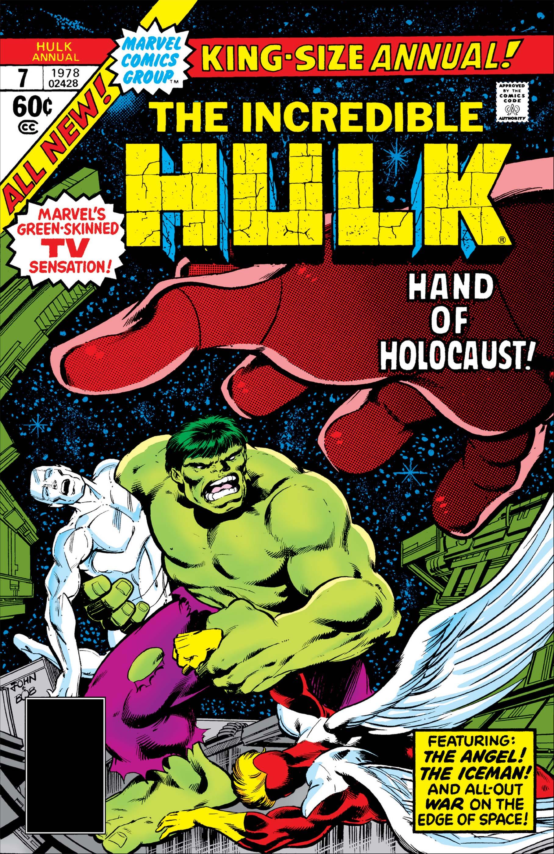 Incredible Hulk Annual (1976) #7