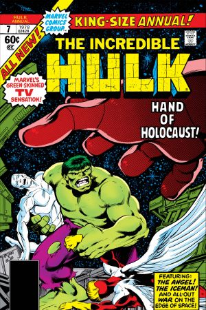 Incredible Hulk Annual #7