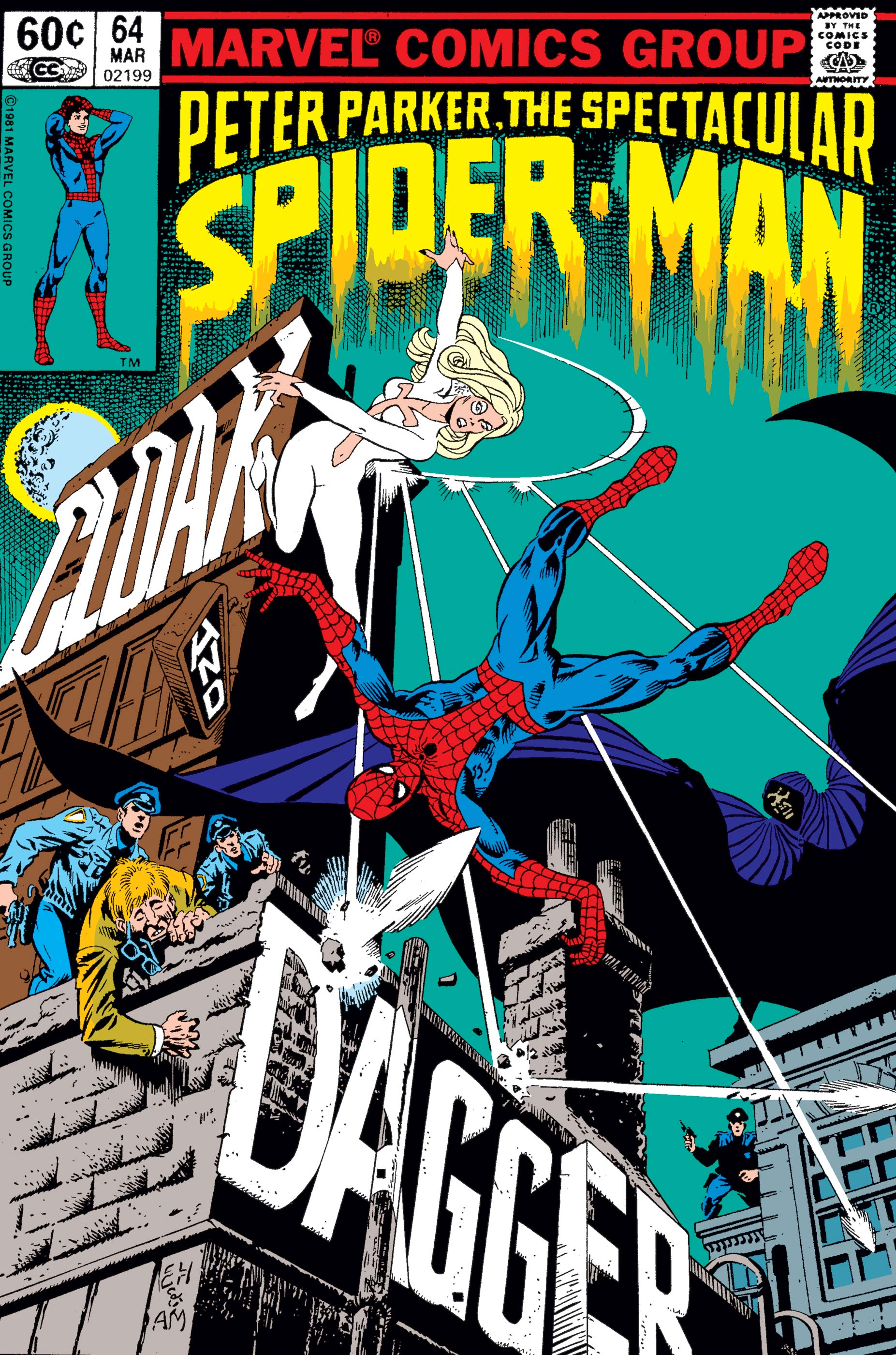 Peter Parker, the Spectacular Spider-Man (1976) #64