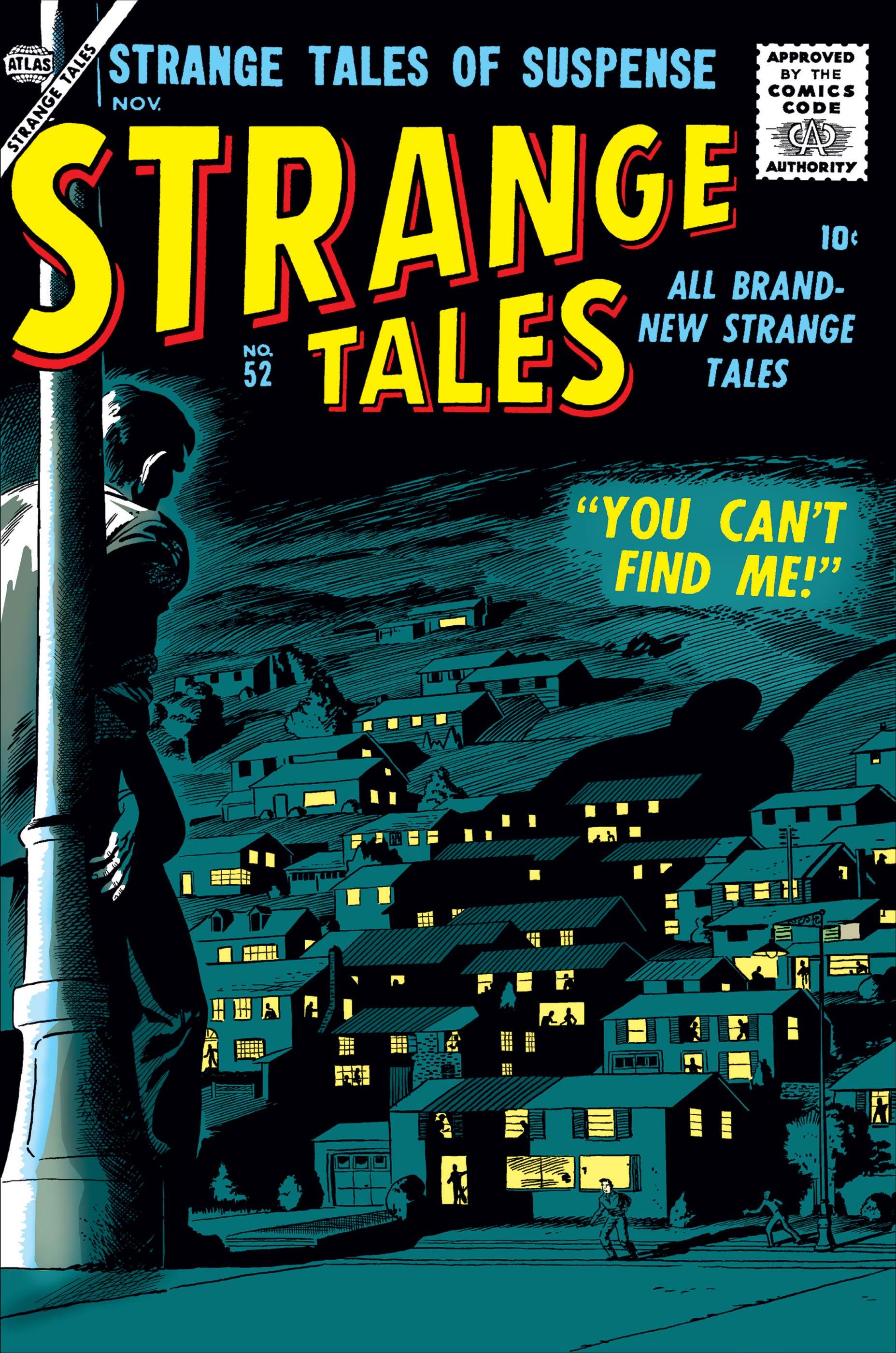 Strange Tales (1951) #52