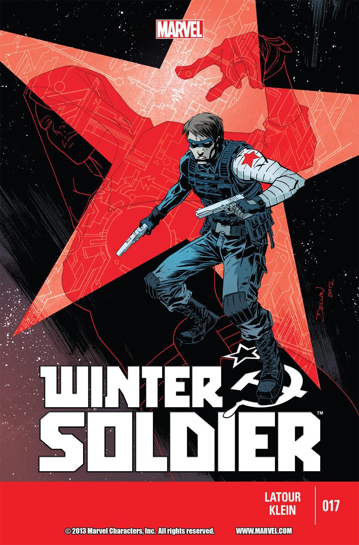 Winter Soldier (2012) #17