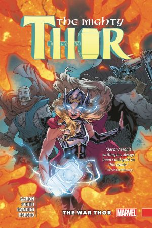 Mighty Thor Vol. 4: The War Thor (Hardcover)