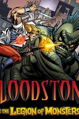 BLOODSTONE & THE LEGION OF MONSTERS TPB (2017)