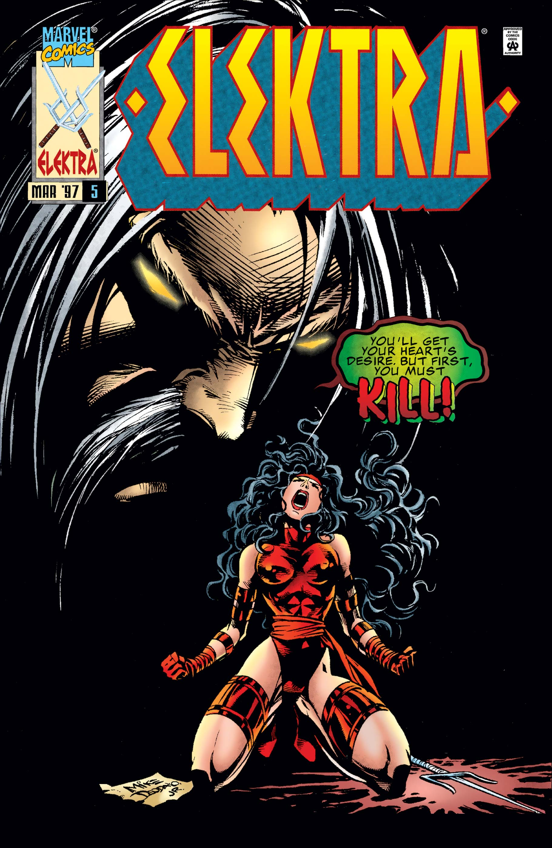 Elektra (1996) #5