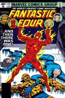Fantastic Four (1961) #214