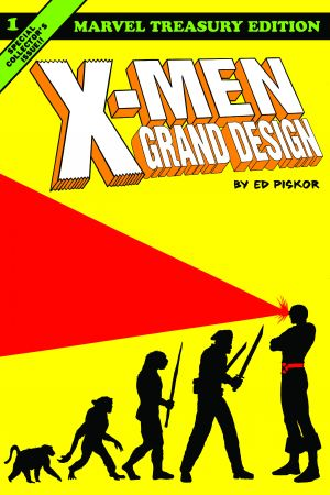 X-Men: Grand Design (Trade Paperback)