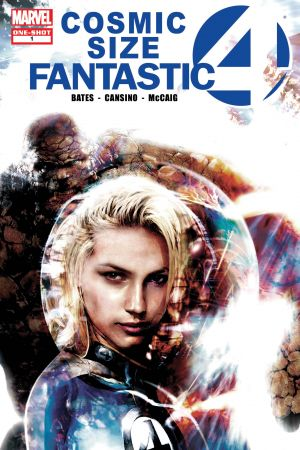 Fantastic Four Cosmic-Size #1