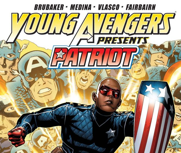YOUNG AVENGERS PRESENTS (2008) #1