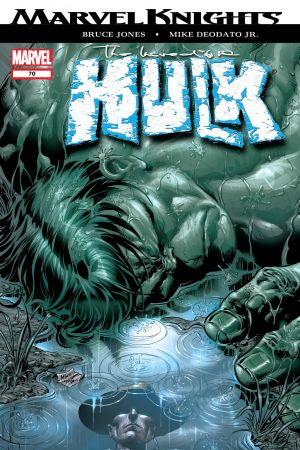 Incredible Hulk (1999) #70