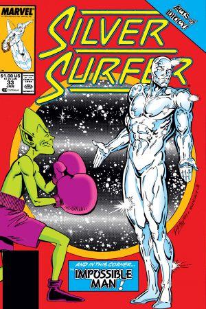Silver Surfer #33