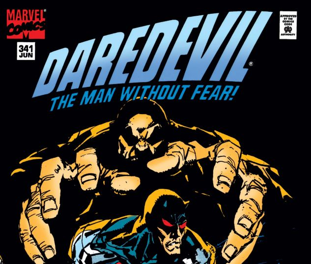 cover from Daredevil (1964) #341