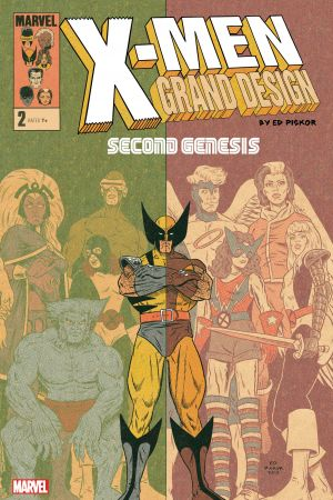 X-Men: Grand Design - Second Genesis (2018) #2