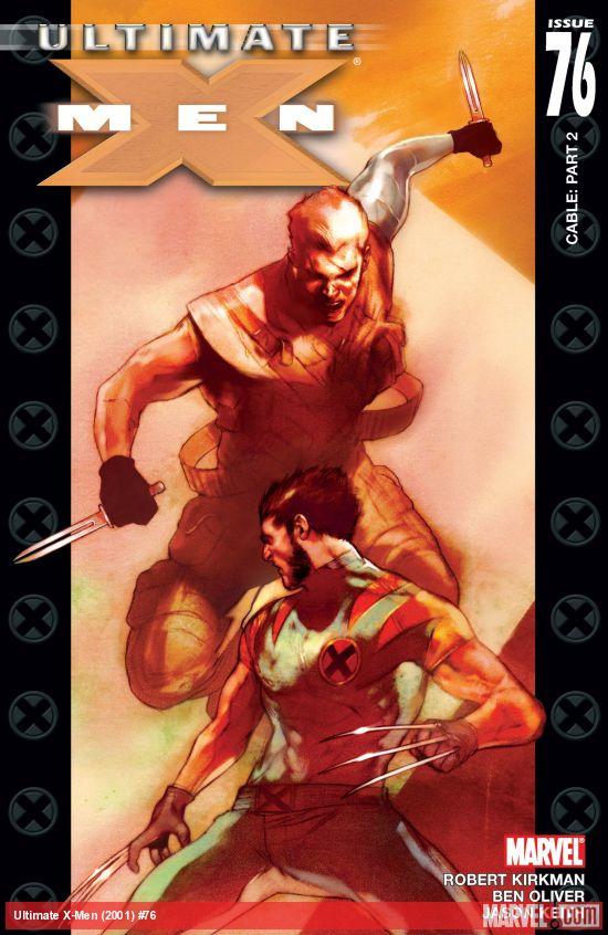 Ultimate X-Men (2001) #76
