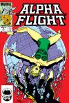 Alpha Flight (1983) #4