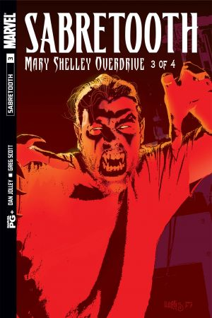 Sabretooth: Mary Shelley Overdrive (2002) #3