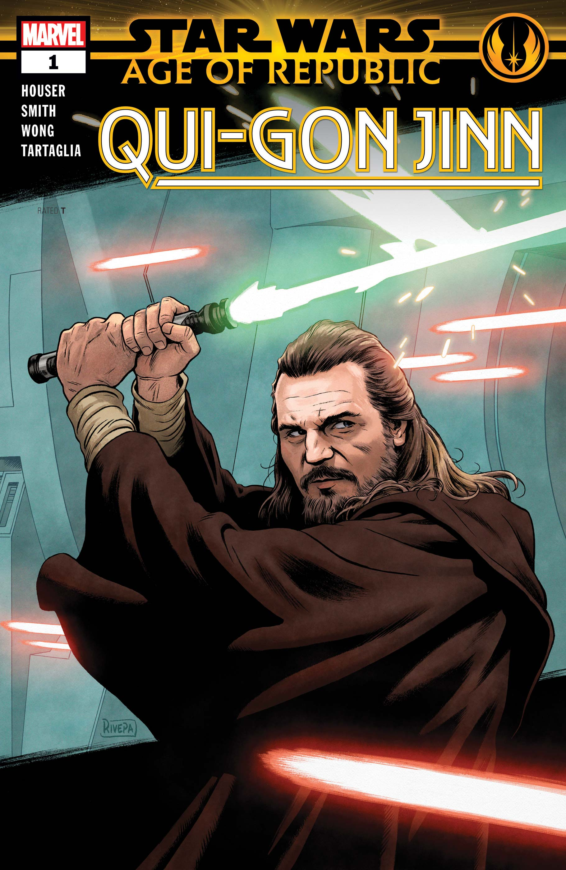 Star Wars: Age of Republic - Qui-Gon Jinn (2018) #1