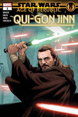 Star Wars: Age of Republic - Qui-Gon Jinn