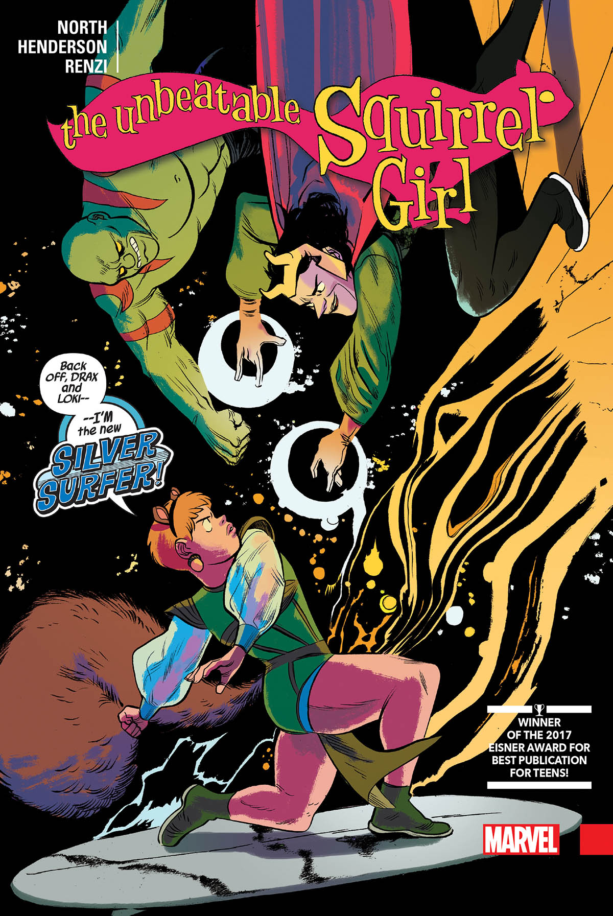 The Unbeatable Squirrel Girl Vol. 4 (Hardcover)