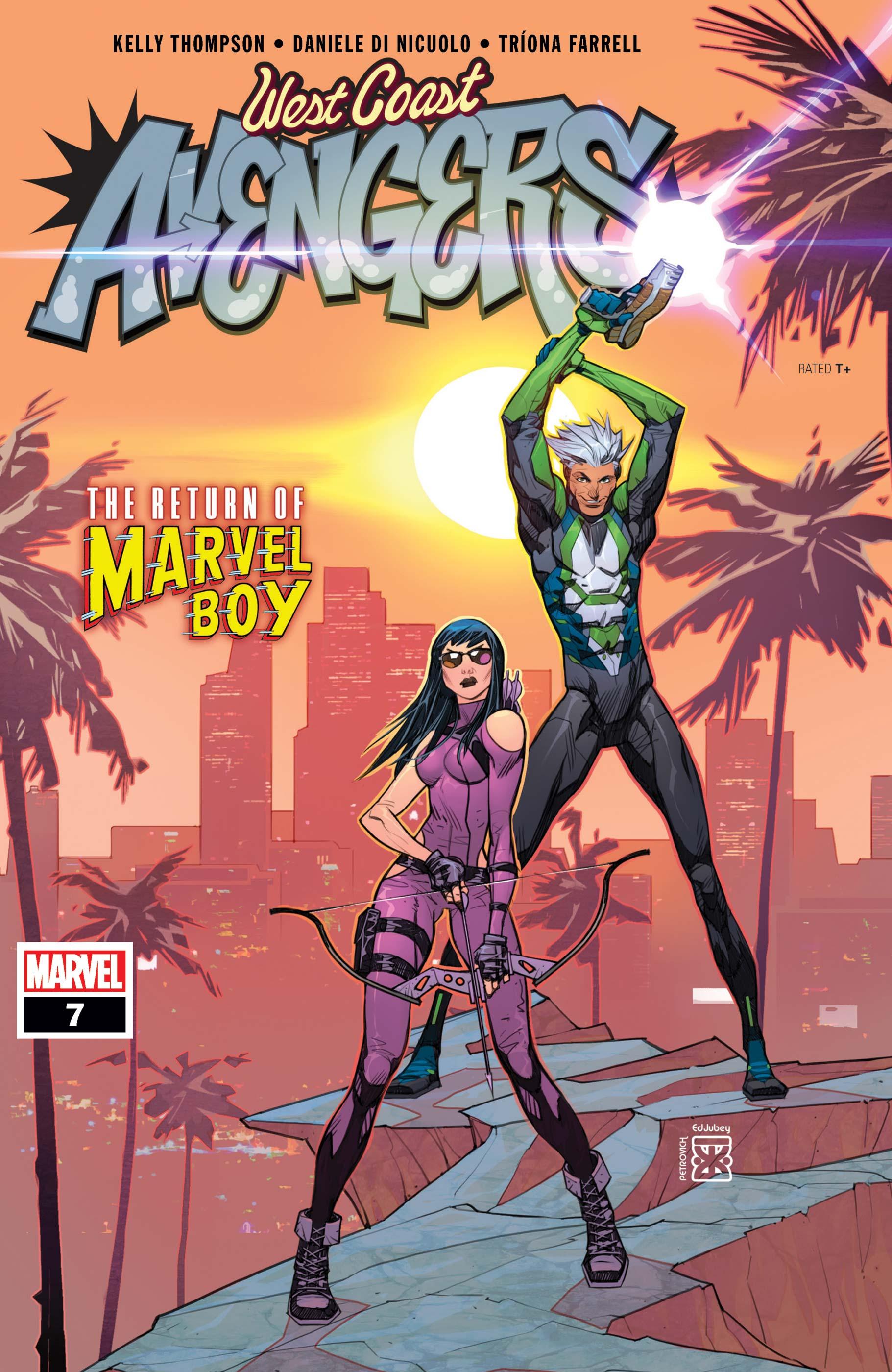West Coast Avengers (2018) #7