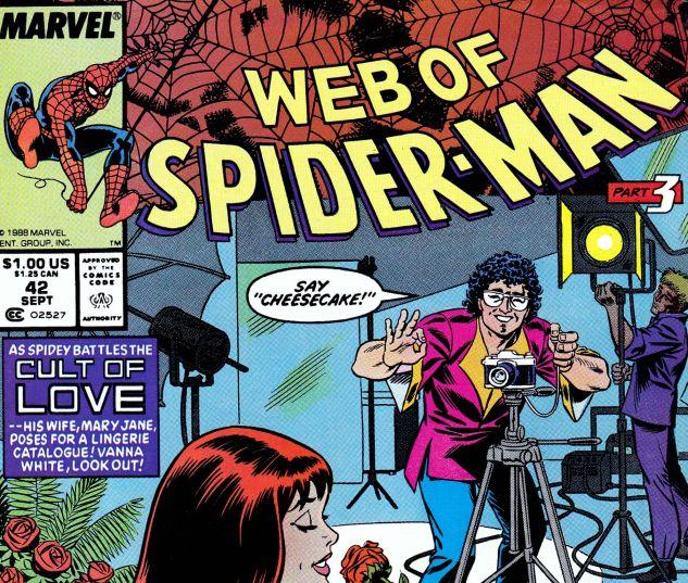 Web of Spider-Man (1985) #42