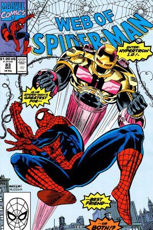 Web of Spider-Man (1985) #83