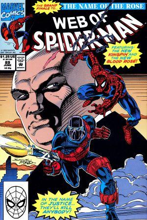 Web of Spider-Man (1985) #89