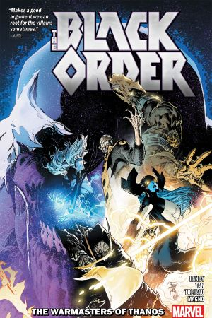 Black Order: The Warmasters Of Thanos (Trade Paperback)
