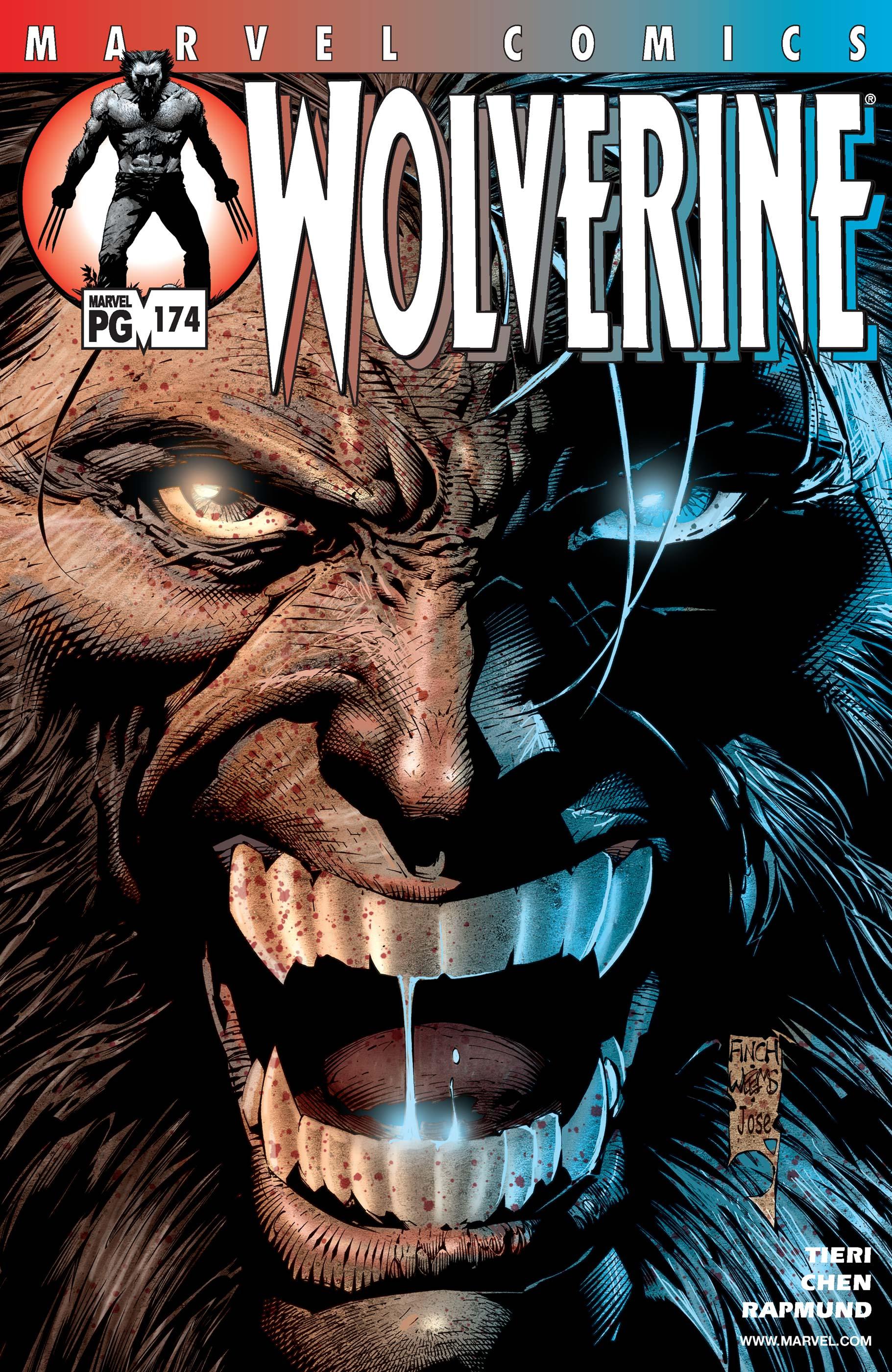 Wolverine (1988) #174