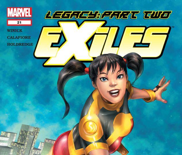 EXILES (2001) #21