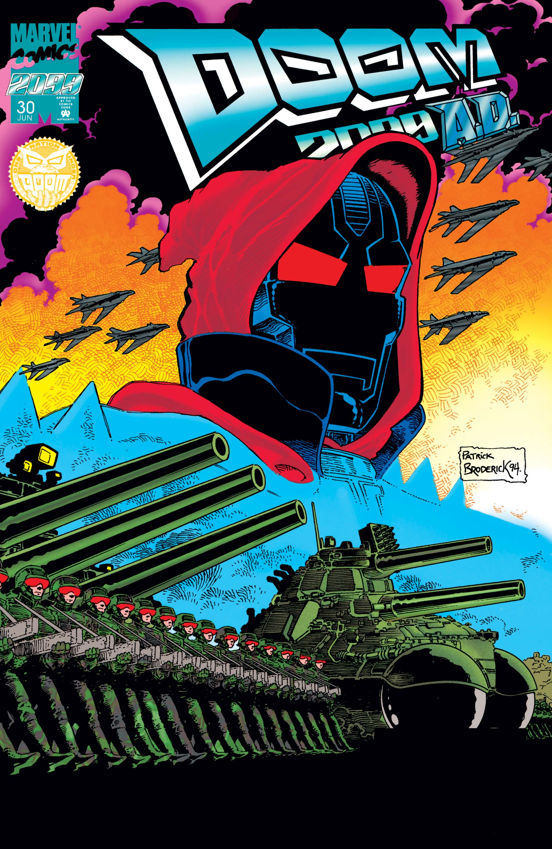 Doom 2099 (1993) #30
