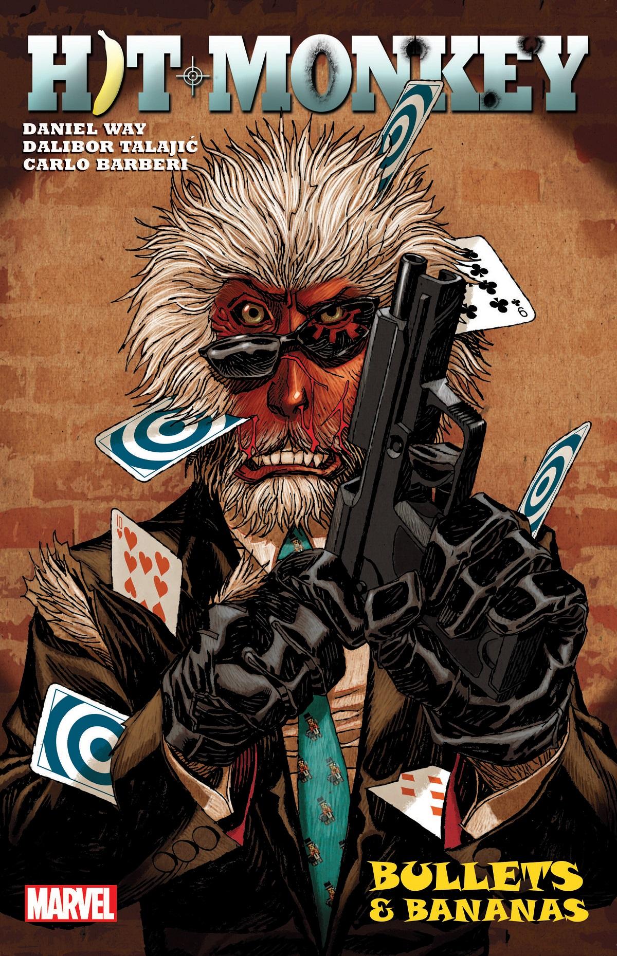 Hit-Monkey By Daniel Way: Bullets & Bananas (Trade Paperback)