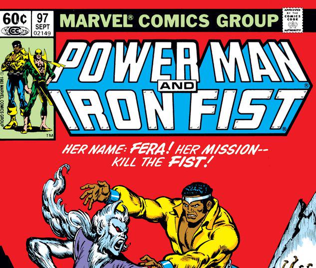 Power Man and Iron Fist #97
