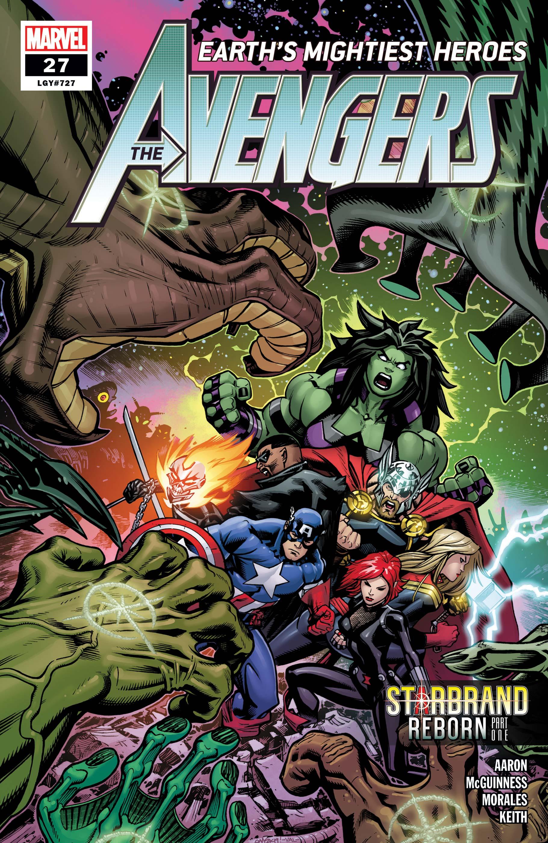 Avengers (2018) #27