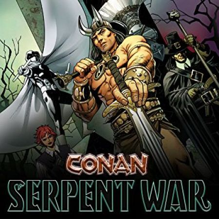 Conan: Serpent War (2019 - 2020)