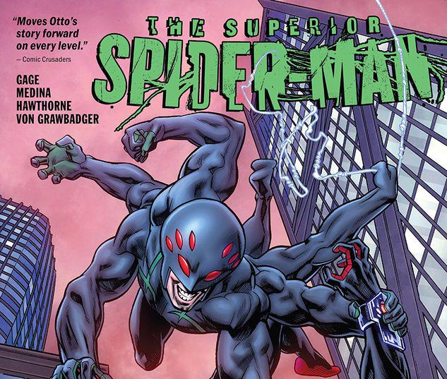 SUPERIOR SPIDER-MAN VOL. 2: OTTO-MATIC TPB #2