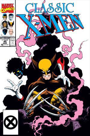 Classic X-Men #45
