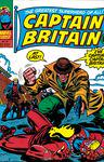 Captain Britain #32
