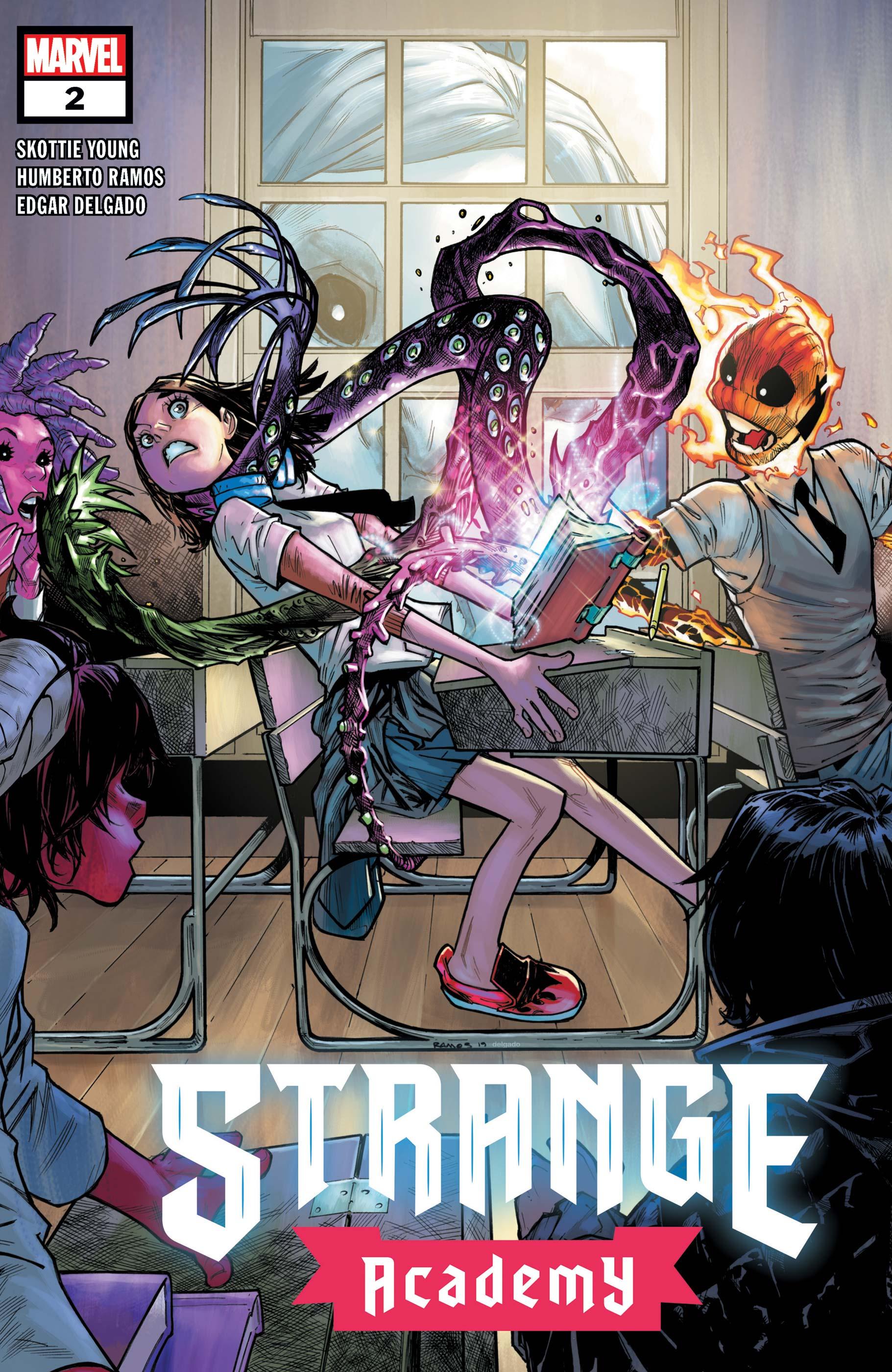 Strange Academy (2020) #2