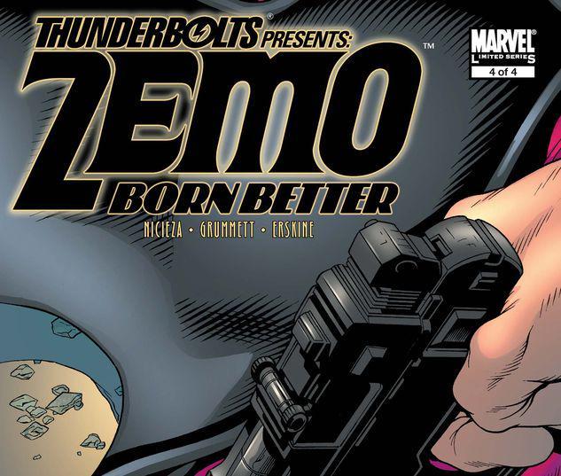 Thunderbolts Presents: Zemo - Born Better #4
