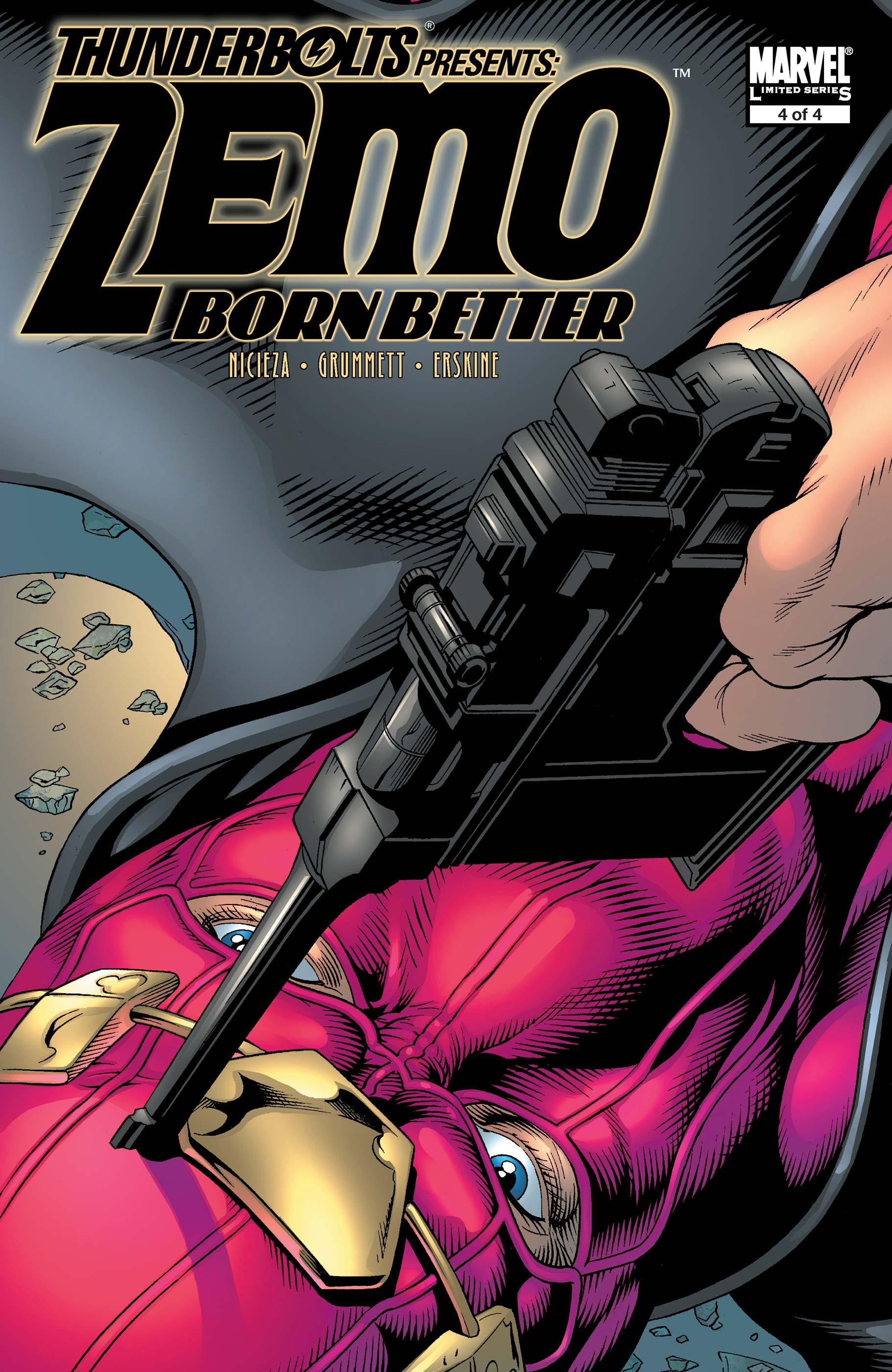 Thunderbolts Presents: Zemo - Born Better (2007) #4