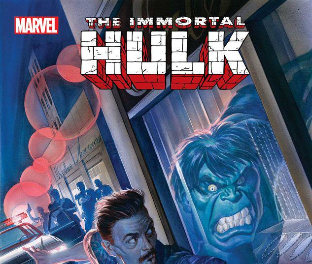 Immortal Hulk #40